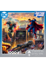 Ceaco Thomas Kinkade: DC Comics Superman Man of Steel 1000 pieces