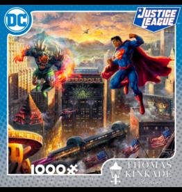 Ceaco Thomas Kinkade: DC Comics Superman Man of Steel 1000p