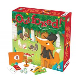 Gamewright Outfoxed!