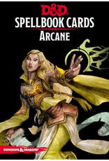 Gale Force Nine D&D 5e Spellbook Cards - Arcane