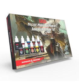 Dungeons & Dragons D&D Nolzur's Marvelous Pigments Adventurers Paint Set