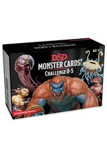 Gale Force Nine D&D 5e Monster Cards CR 0-5