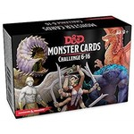 Gale Force Nine D&D 5e Monster Cards CR 6-16