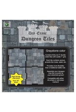 Role 4 Initiative Dungeon Tiles: Graystone 5 Inch