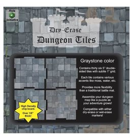 Role 4 Initiative Dungeon Tiles: Graystone 5""