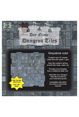 """Role 4 Initiative Dungeon Tiles Graystone 10"""""""