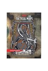 Dungeons & Dragons D&D 5e Tactical Maps Reincarnated