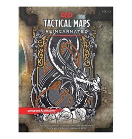 Dungeons & Dragons D&D 5e Tactical Maps Reincarnated