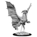 WizKids D&D Minis (unpainted): Young Copper Dragon Wave 8, 73685