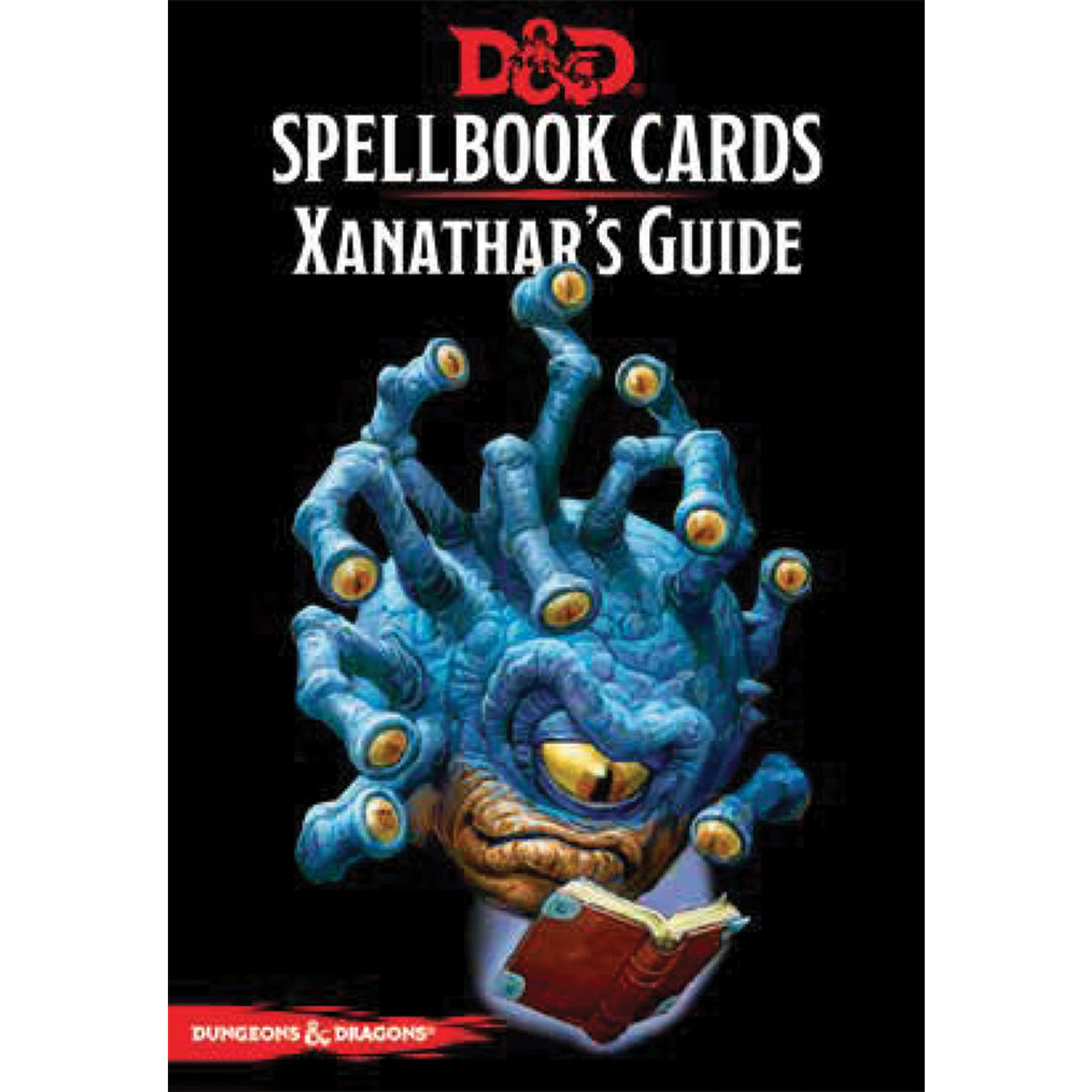 Gale Force Nine D&D 5e Spellbook Cards:  Xanathar's Guide