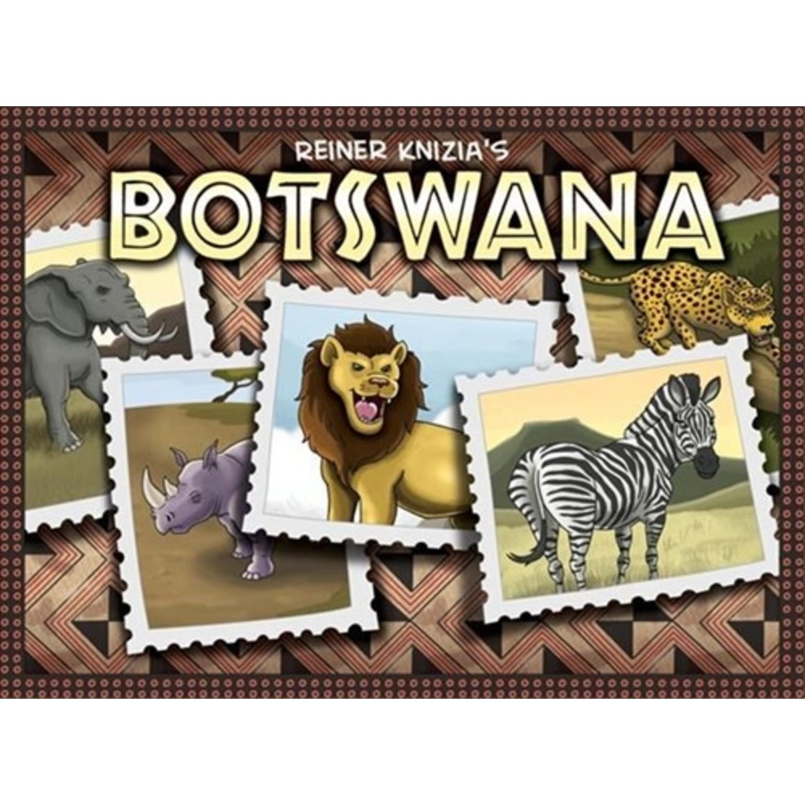 Eagle-Gryphon Games Botswana