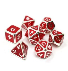 Die Hard Dice DHD: 7-Set Mythica Platinum Ruby