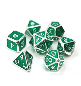 Die Hard Dice DHD: 7-Set Mythica Platinum Emerald