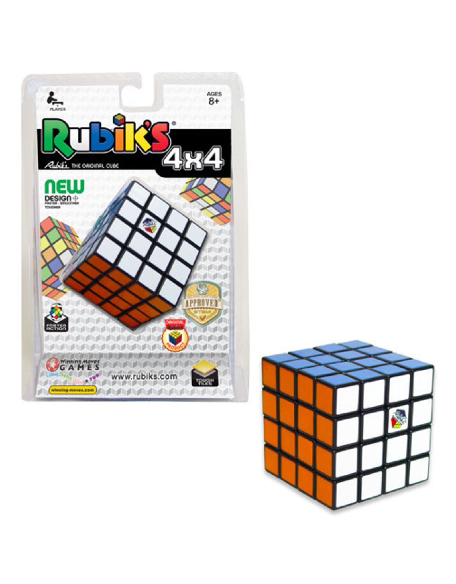 Winning Moves Rubik's 4x4