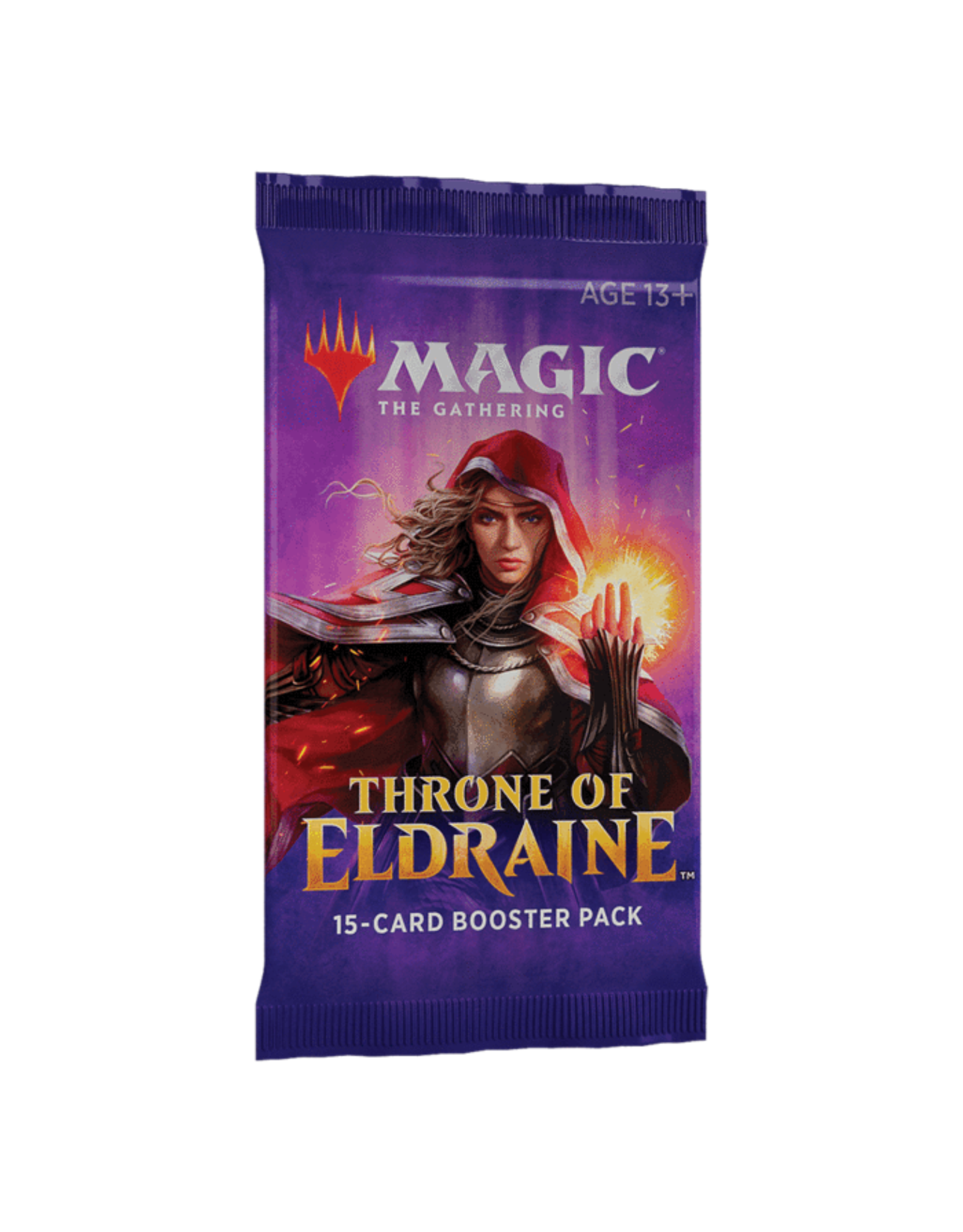 Magic: The Gathering Magic: The Gathering - Throne of Eldraine Draft Booster Pack