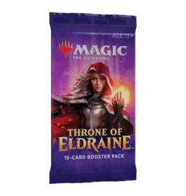 Magic: The Gathering MTG ELD Draft Booster Pack