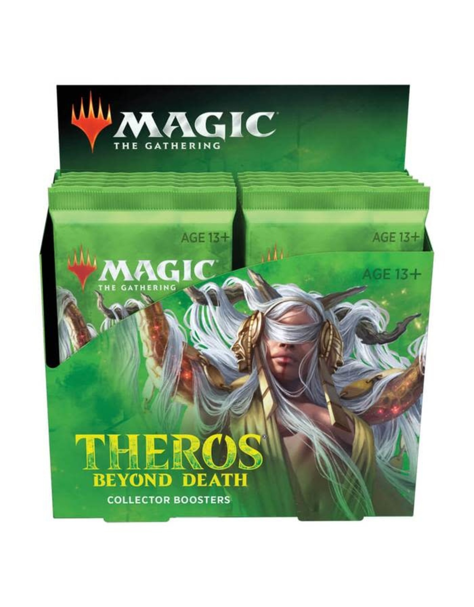 Magic: The Gathering Magic: The Gathering - Theros Beyond Death Collector Booster Box