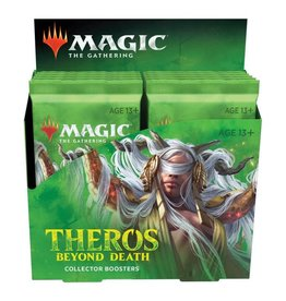 Magic: The Gathering MTG THB Collector Booster Box