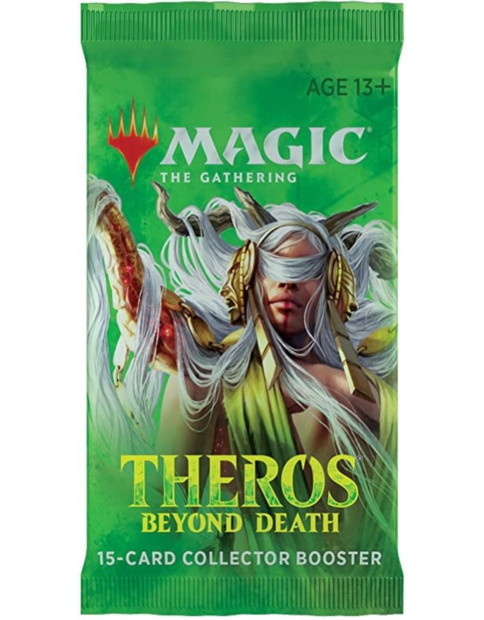 Magic: The Gathering Magic: The Gathering - Theros Beyond Death Collector Booster Pack