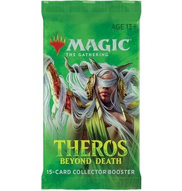 Magic: The Gathering MTG THB Collector Booster Pack