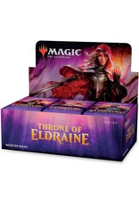 Magic: The Gathering Magic: The Gathering - Throne of Eldraine Draft Booster Box