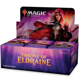 Magic: The Gathering MTG ELD Draft Booster Box