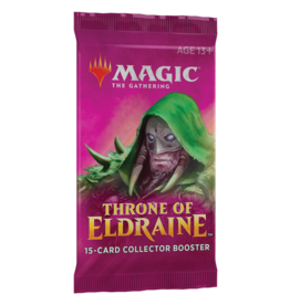 Magic: The Gathering MTG ELD Collector Booster Pack