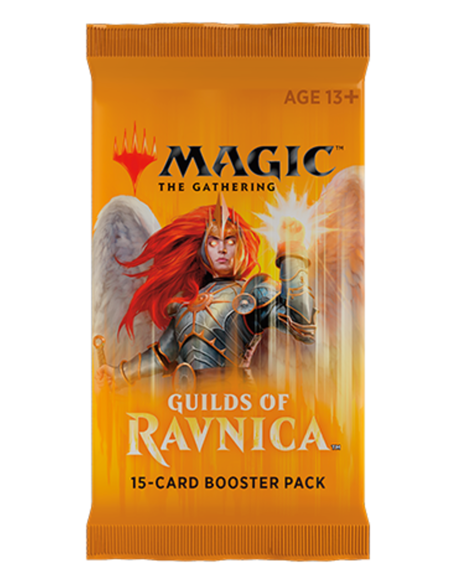 Magic: The Gathering Magic: The Gathering - Guilds of Ravnica Booster Pack