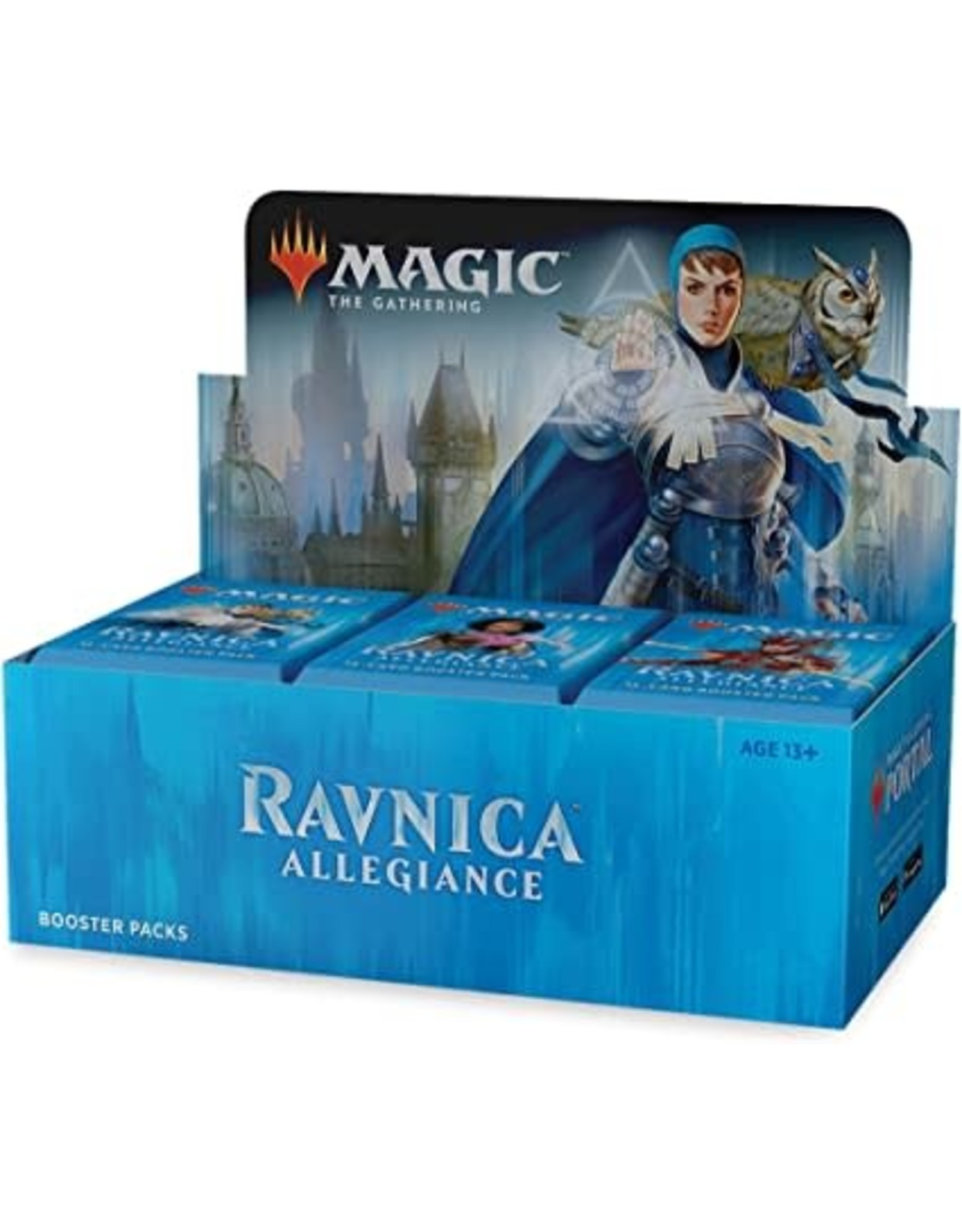 Magic: The Gathering Magic: The Gathering - Ravnica Allegiance Booster Box