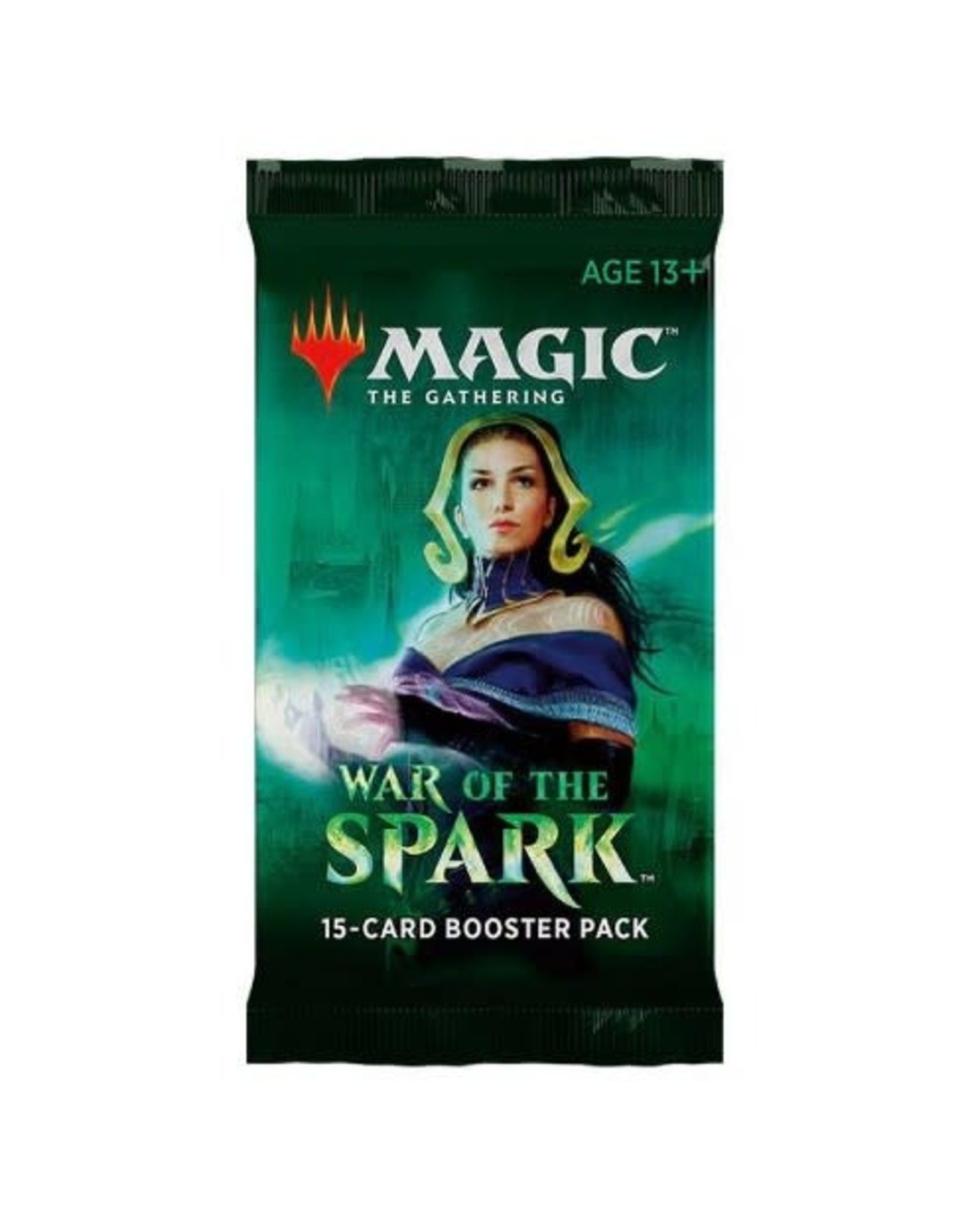Magic: The Gathering Magic: The Gathering - War of the Spark Booster Pack