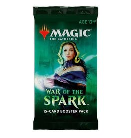 Magic: The Gathering MTG War of the Spark Booster Pack