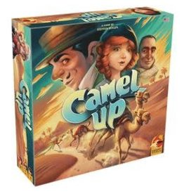 Eggertspiel Camel Up