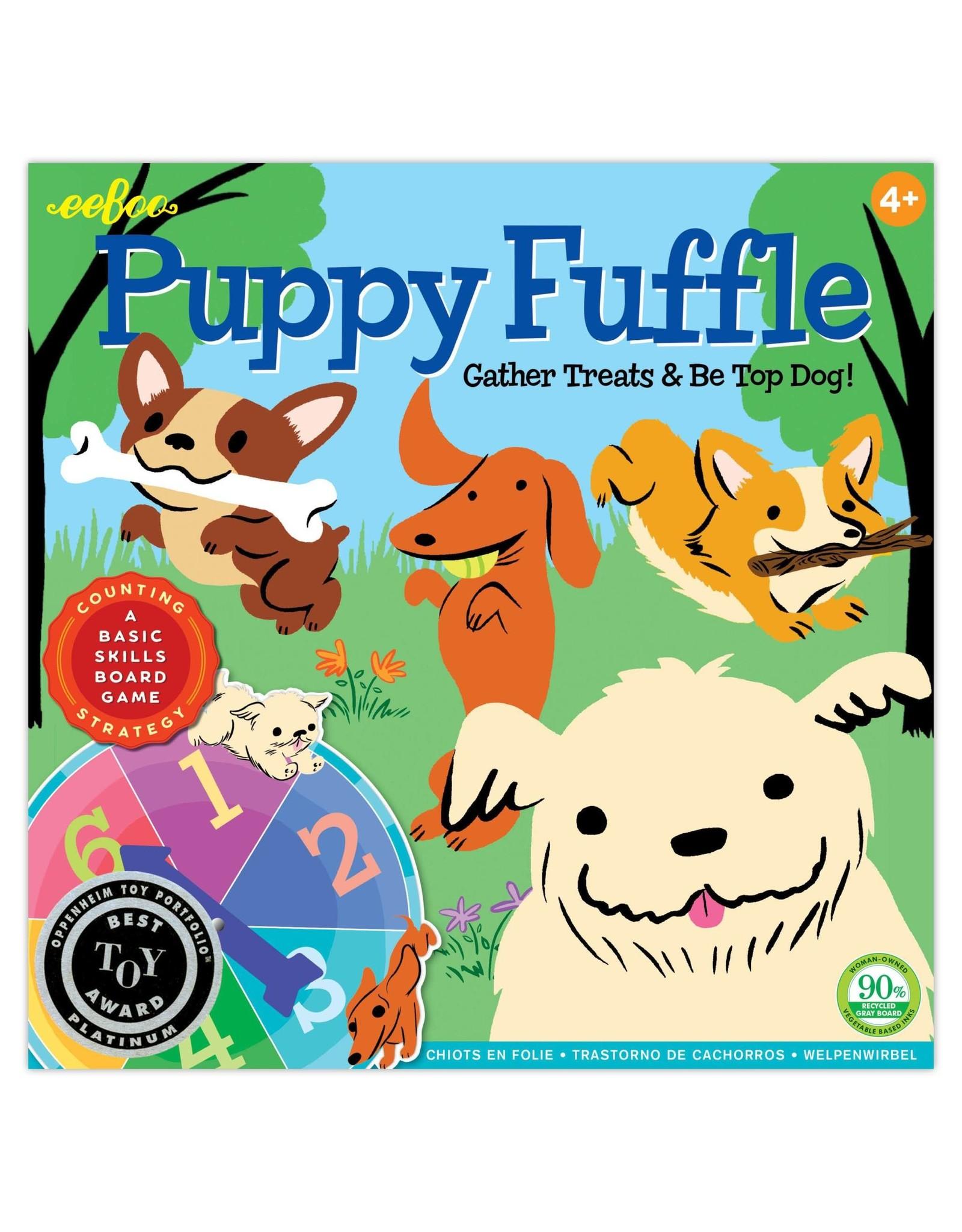 eeBoo Puppy Fuffle