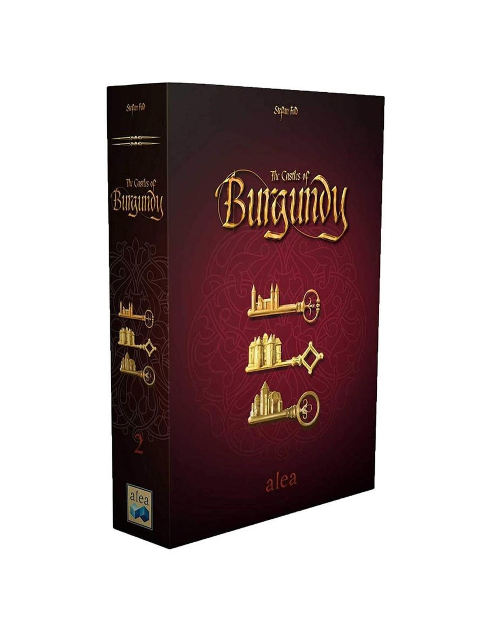 Ravensburger Castles of Burgundy 20th Anniversary Edition