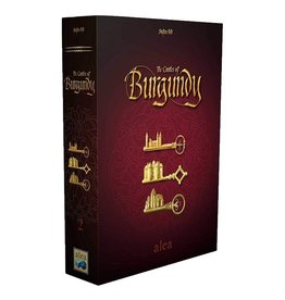 Ravensburger Castles of Burgundy 20th Anniversary