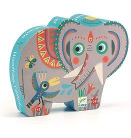 Djeco Haathee Elephant 24p