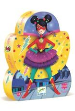 Djeco Silhouette Super Star (36 pieces)