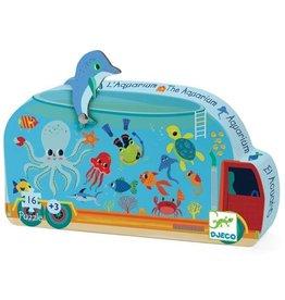 Djeco The Aquarium 16p