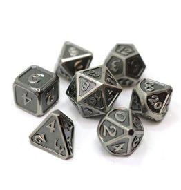 DHD 7-Set Mythica Battleworn Silver