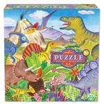 Eeboo Dinosaur Island 64p