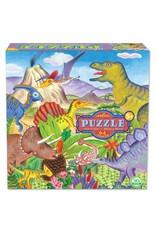 Eeboo Dinosaur Island (64-piece puzzle)