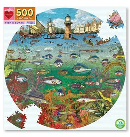 eeBoo Fish & Boats 500p