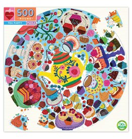eeBoo Tea Party 500p