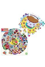 eeBoo Tea Party 500 Piece Puzzle