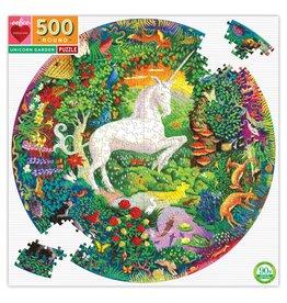 eeBoo Unicorn Garden 500p (eeBoo)