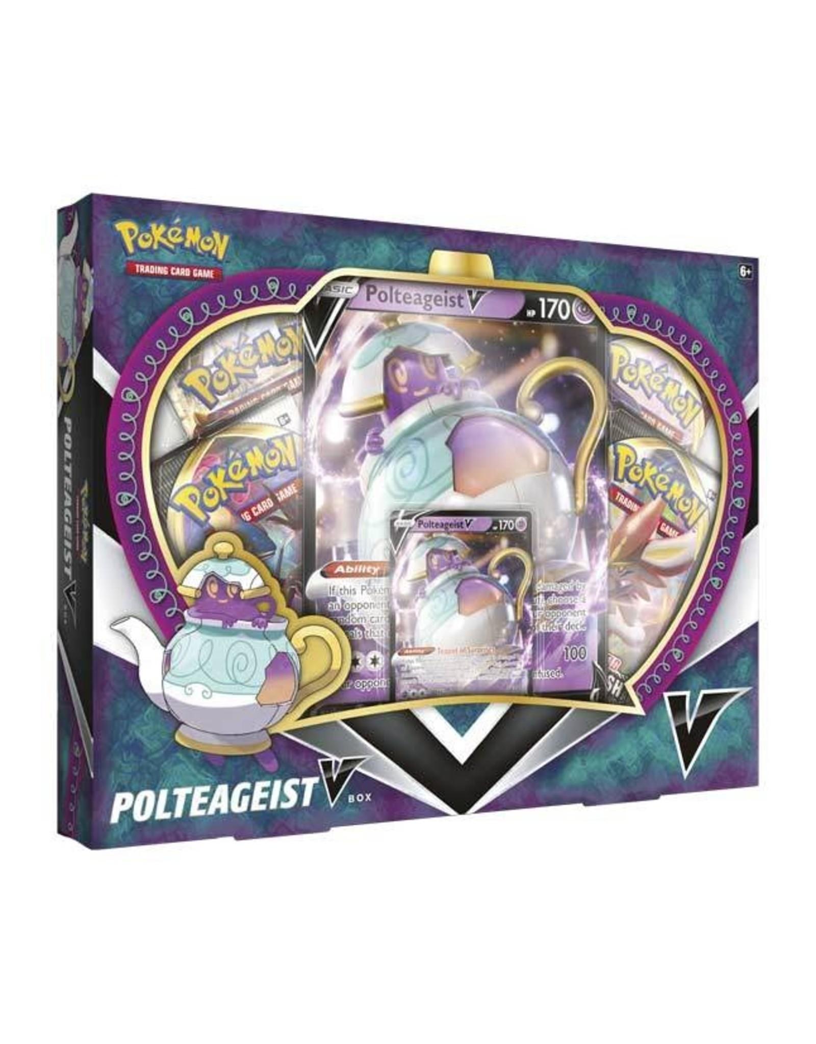 Pokémon Pokémon Trading Card Game: Polteageist V Box
