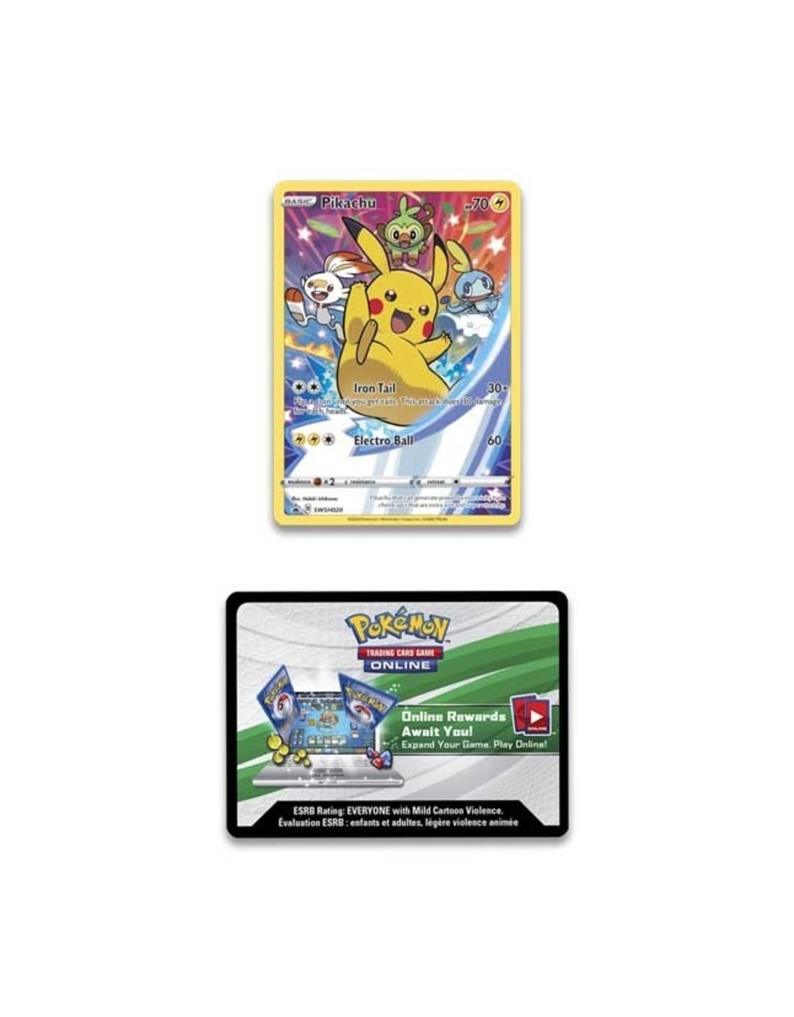 Pokémon Pokémon Trading Card Game: Sword & Shield Figure Collection