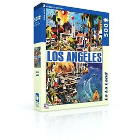 New York Puzzle Company La La Land 500p