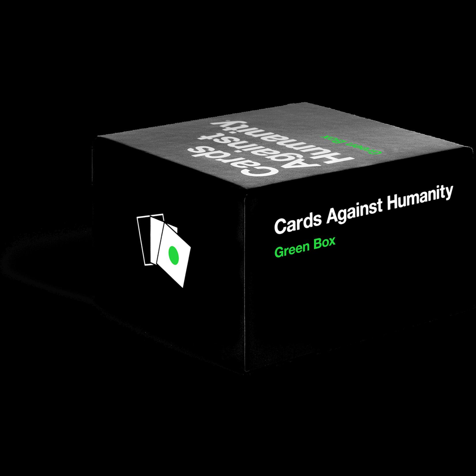 Cards Against Humanity Cards Against Humanity: Green Box
