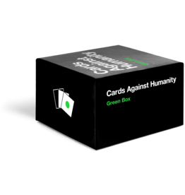 Cards Against Humanity Cards Against Humanity: Green Box